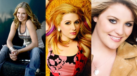 Kristy Lee Cook, Jesse Lee, Lauren Alaina, Like My Mother Does
